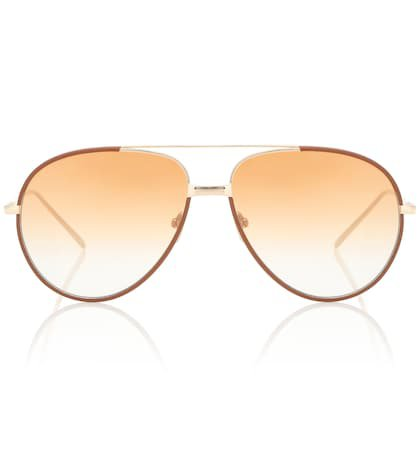 817 C8 aviator sunglasses