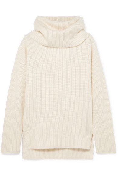 Joseph | Ribbed cashmere turtleneck sweater | NET-A-PORTER.COM
