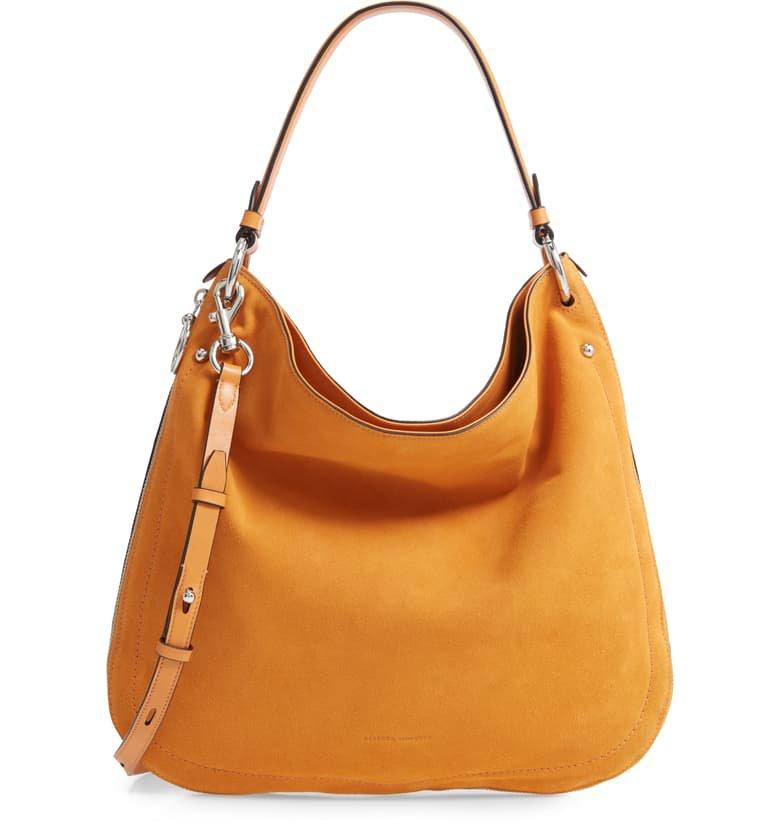 Rebecca Minkoff Jody Convertible Leather Hobo Bag | Nordstrom