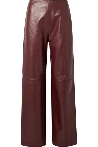 Jacquemus | Jalad leather pants | NET-A-PORTER.COM
