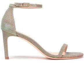 Lame Sandals