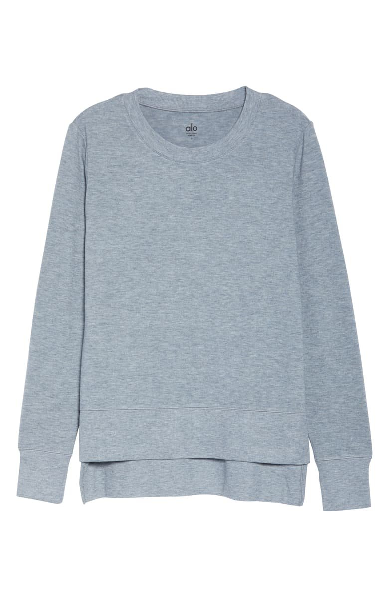 Alo 'Glimpse' Long Sleeve Top | Nordstrom