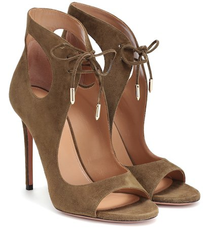 Sonam 105 suede ankle boots