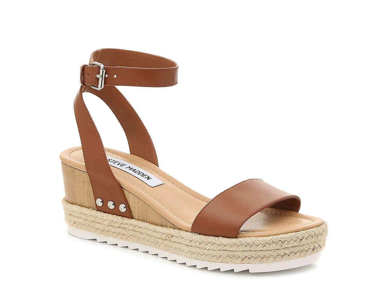 Steve Madden Jewel Espadrille Wedge Sandal Women's Shoes   DSW