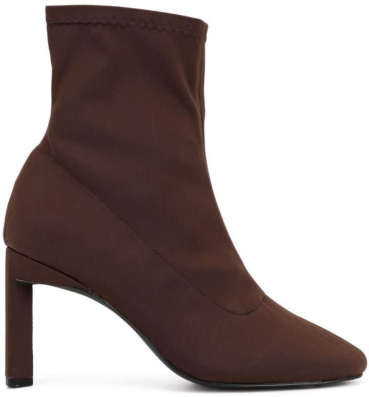 Tatum heeled ankle boots
