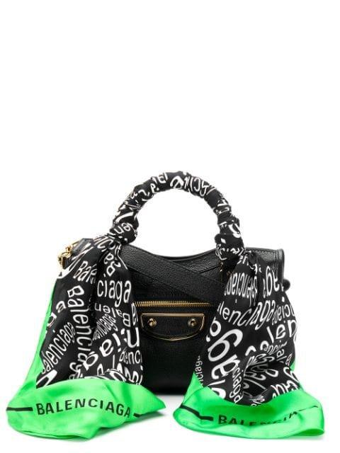 Balenciaga Mini City Tote Bag - Farfetch