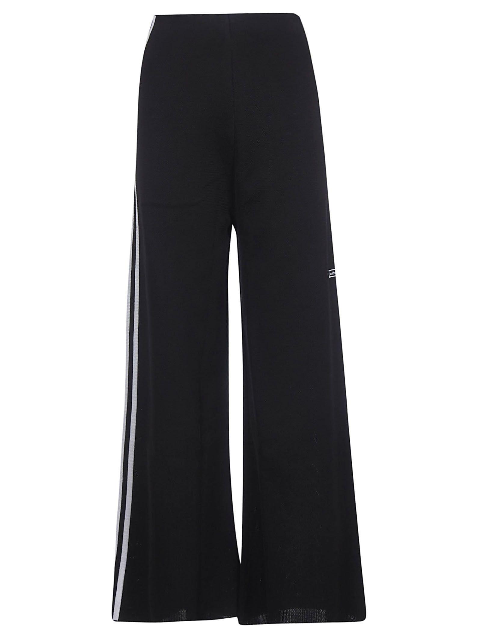 Adidas Wide Leg Track Pants