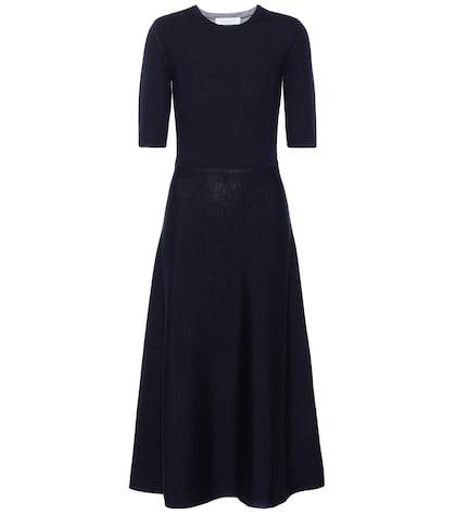 Seymore wool-blend dress