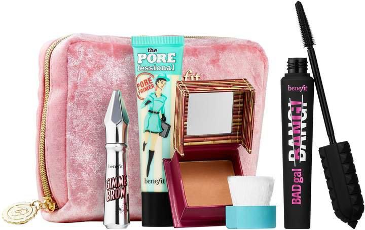 Sweeten Up, Buttercup! Makeup Set