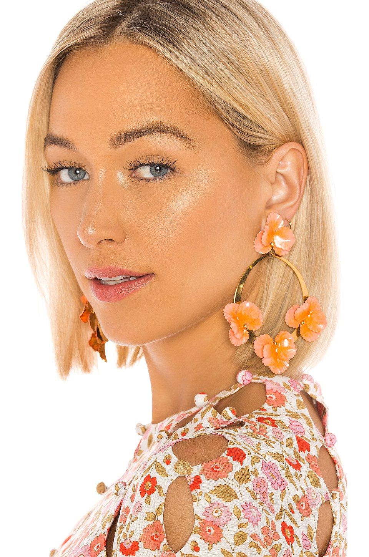 Voleta Hoop Earrings