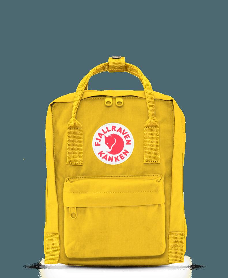 yellow kanken