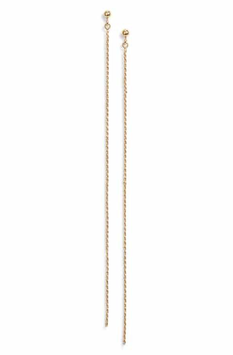 earrings chain | Nordstrom