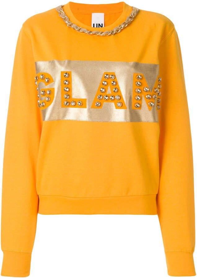 Nil & Mon embellished sweatshirt
