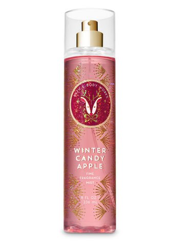 Winter Candy Apple Fine Fragrance Mist - Signature Collection | Bath & Body Works