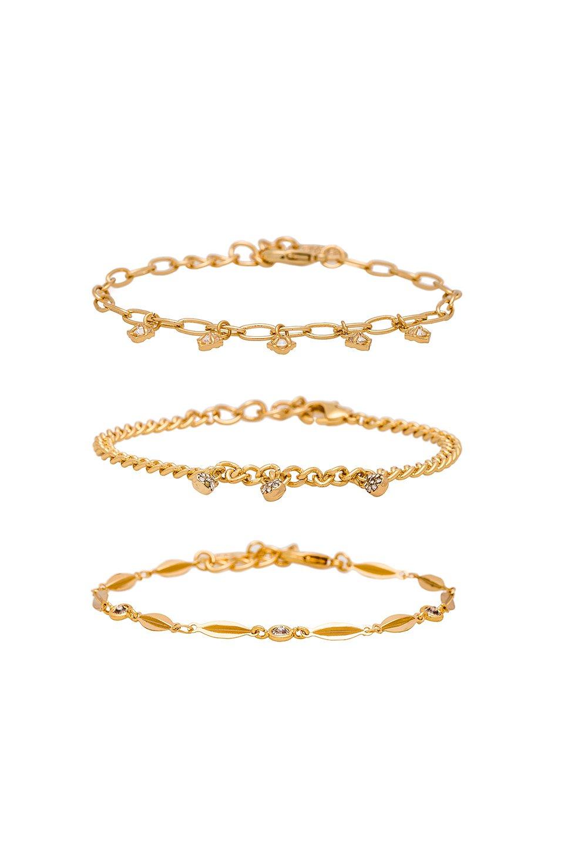 Dainty Bracelet Set