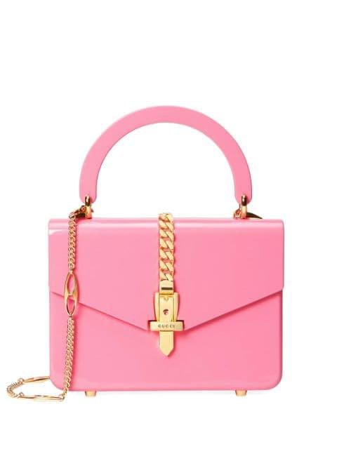 Gucci Sylvie 1969 Mini Shoulder Bag | Farfetch.com