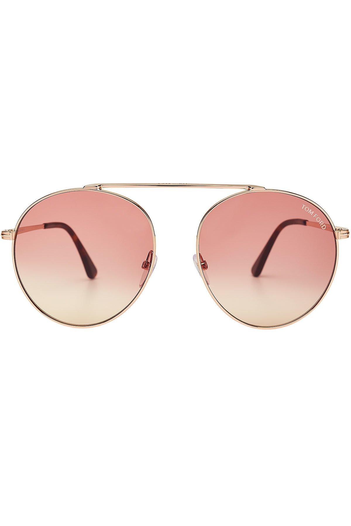 Round Aviator Sunglasses Gr. One Size
