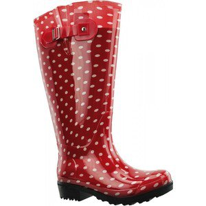 red rain boots - Google Search