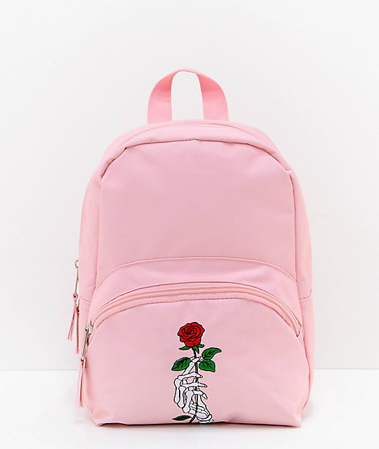 Empyre Muerte Pink Mini Backpack Zumiez Shoplook