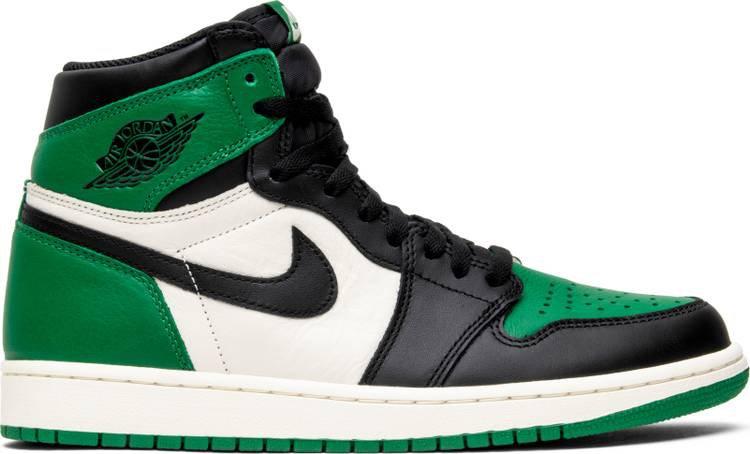 Air Jordan 1 Retro High OG 'Pine Green' - Air Jordan - 555088 302 | GOAT