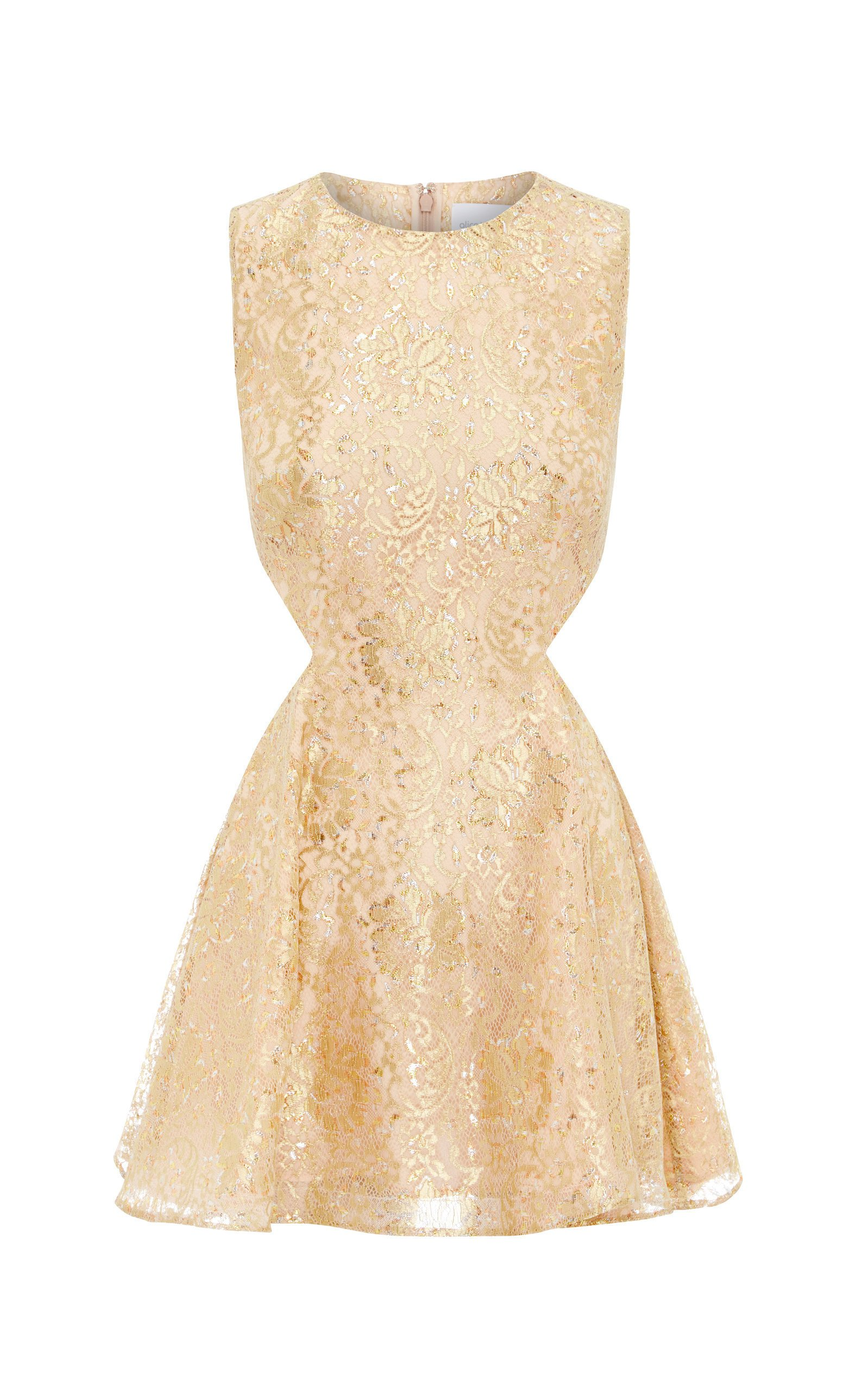 Alice McCall Distant Realms Mini Dress