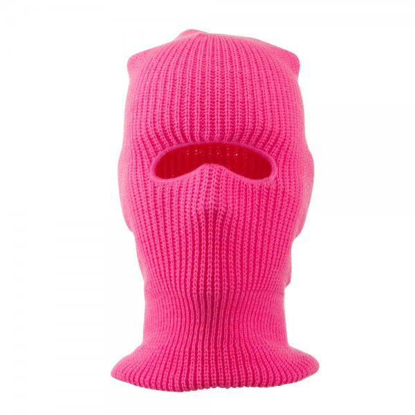 Face Mask - Pink Neon Tactical Face Mask // e4Hats