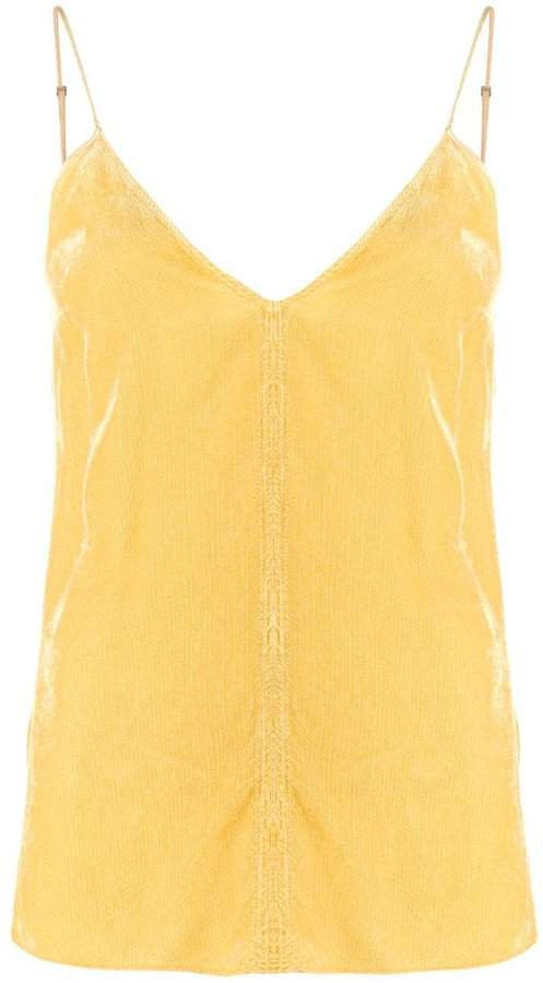 ribbed camisole top