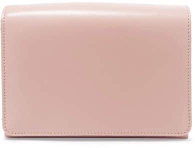 Serapian - Gemma Leather Clutch - Pink
