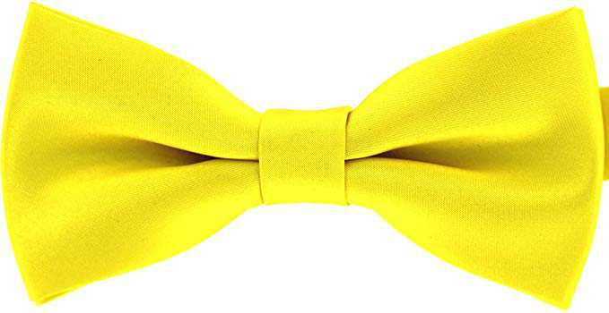 yellow bow tie - Google Search