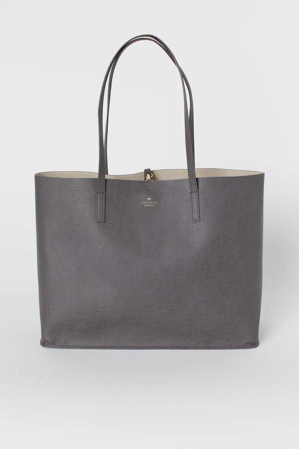 Shopper - Gray
