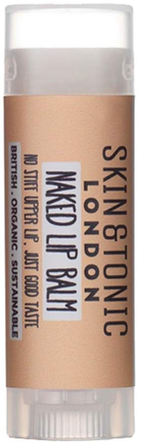 SKIN & TONIC - Naked Lip Balm