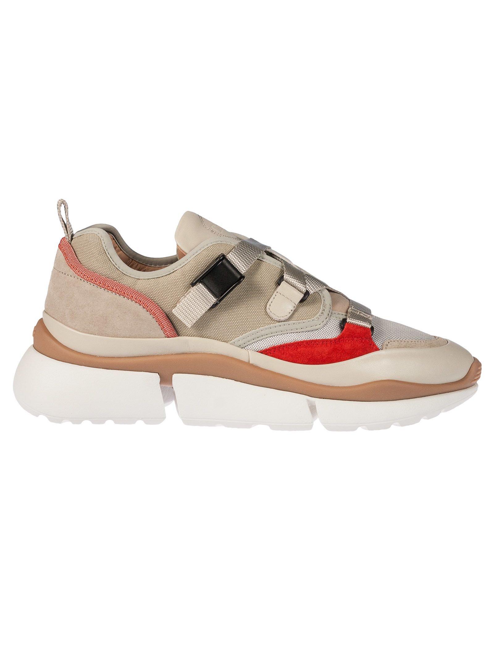Chloé Running Western Sneakers