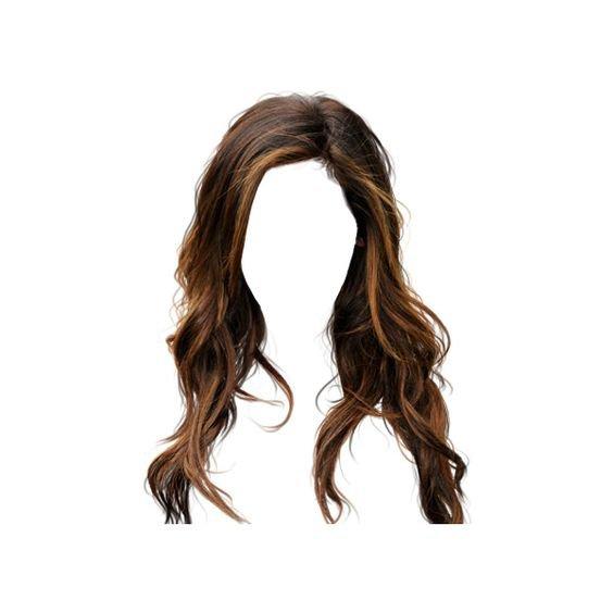Side Part Hair