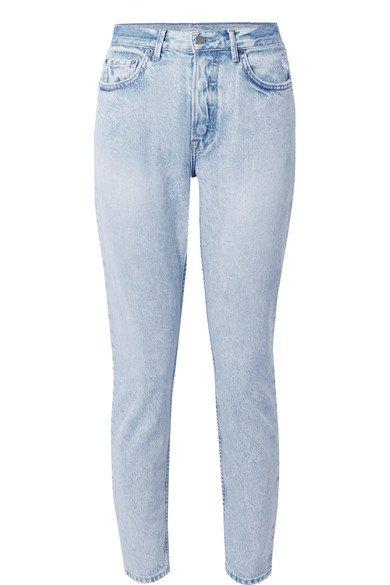 GRLFRND   Karolina high-rise skinny jeans   NET-A-PORTER.COM