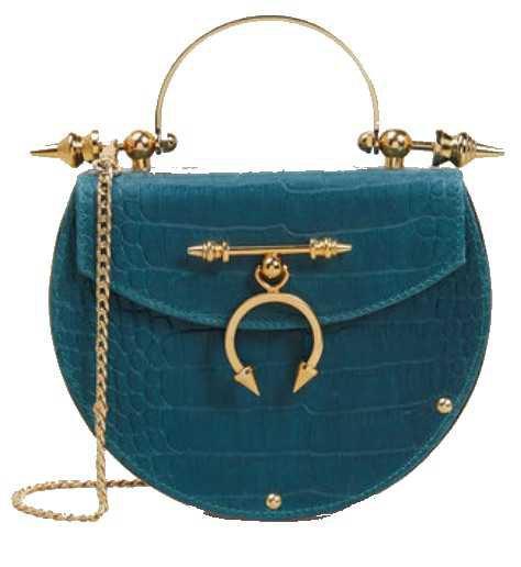 bag blue