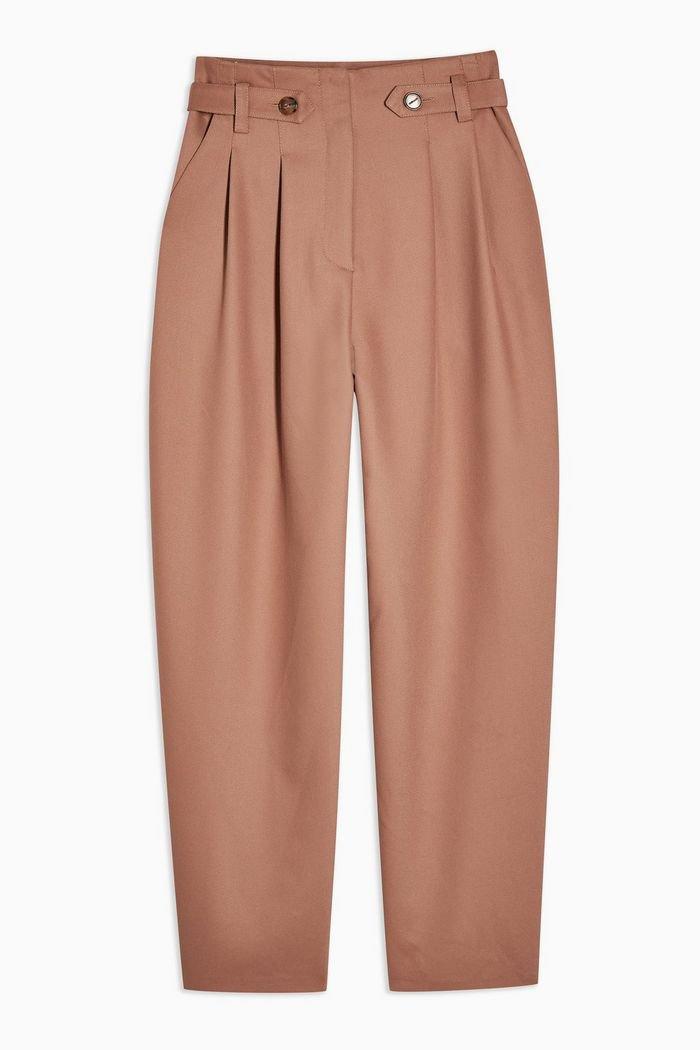 Utility Straight Leg Trousers | Topshop