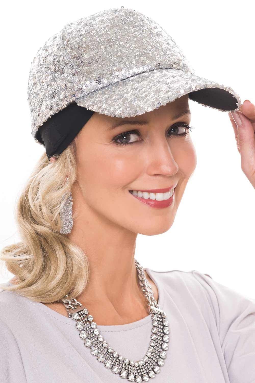 Glitter Glam Baseball Cap