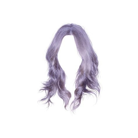 pastel purple hair png