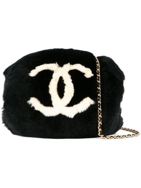 Chanel Vintage Arm Sleeve Chain Shoulder Bag - Farfetch
