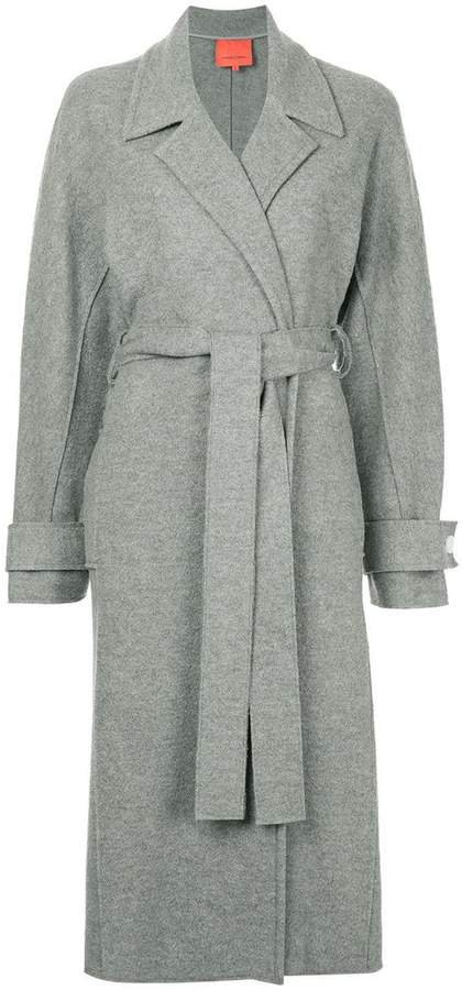Manning Cartell belted trench coat