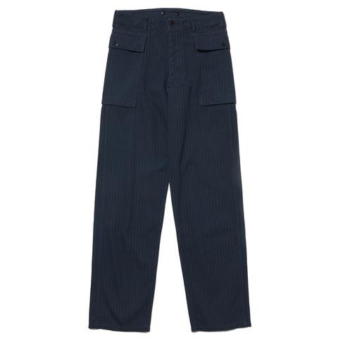 Tioga Cargo Pants (Herringbone) Navy – HAVEN