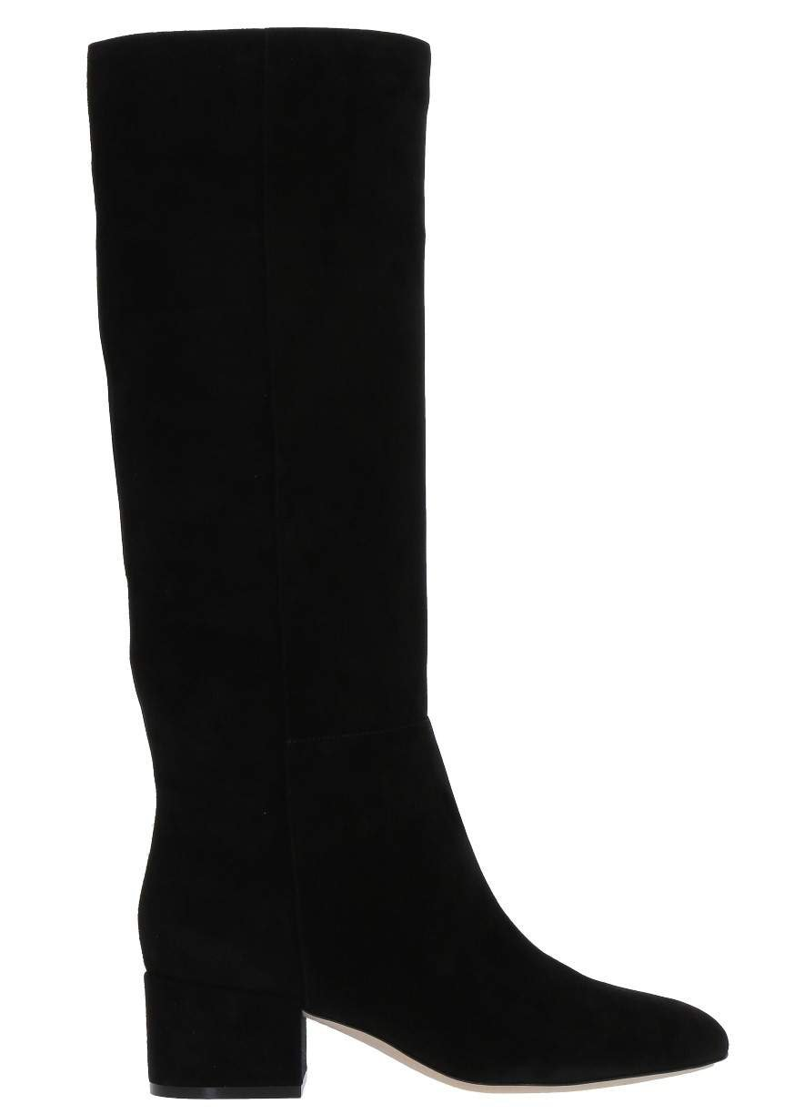 Sergio Rossi Suede Knee-boots