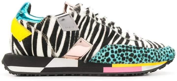 Ghoud colour-block sneakers