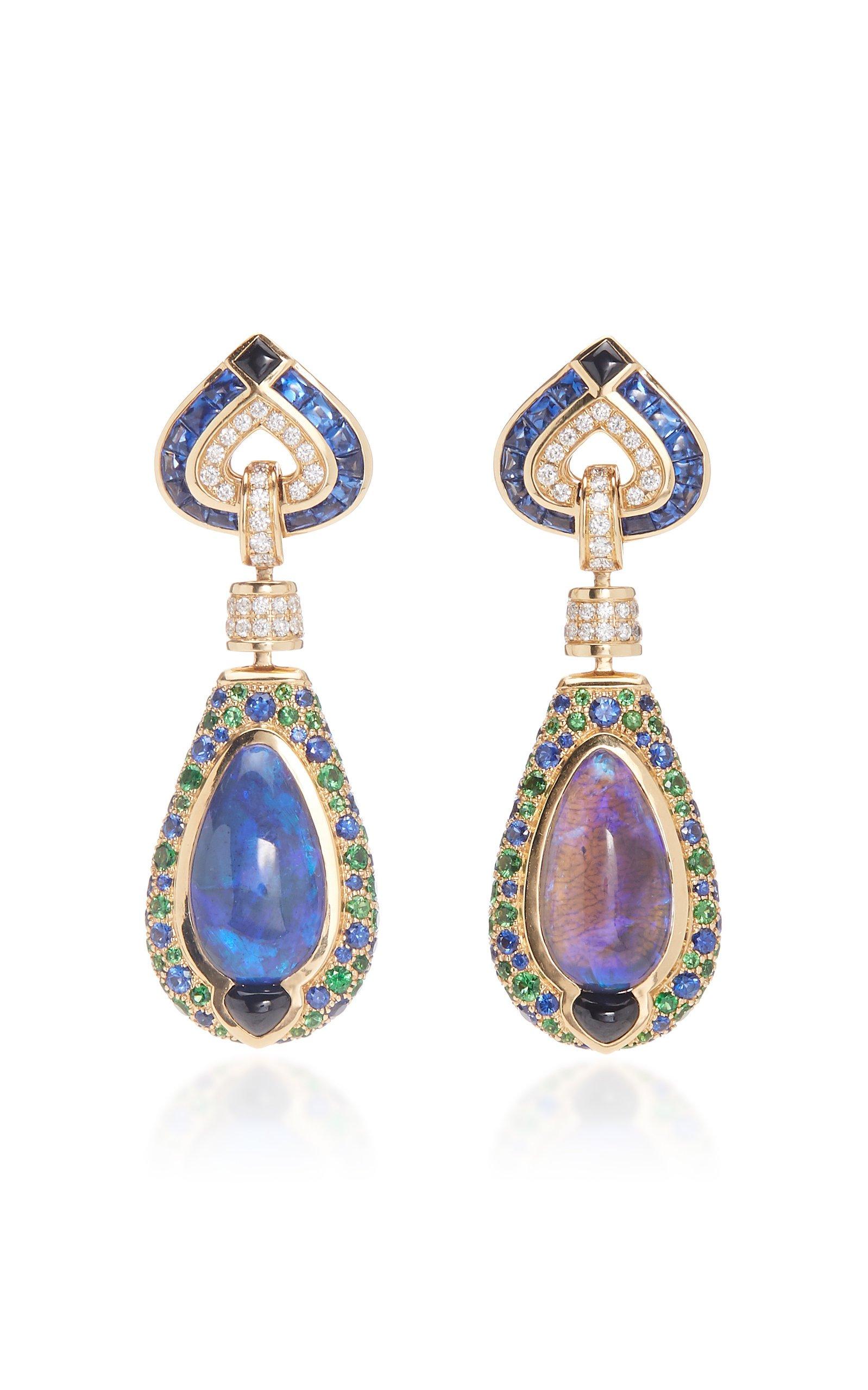 Virginia Earrings by Marina B | Moda Operandi