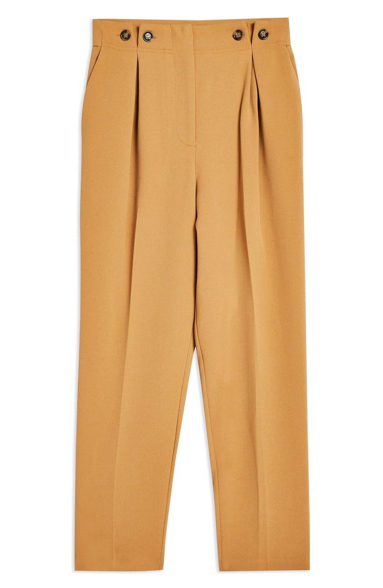 Topshop Betty Peg Trousers (Regular & Petite) | Nordstrom
