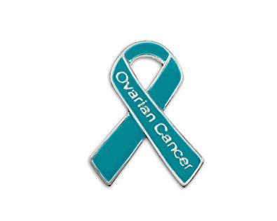 ovarian cancer awareness badge