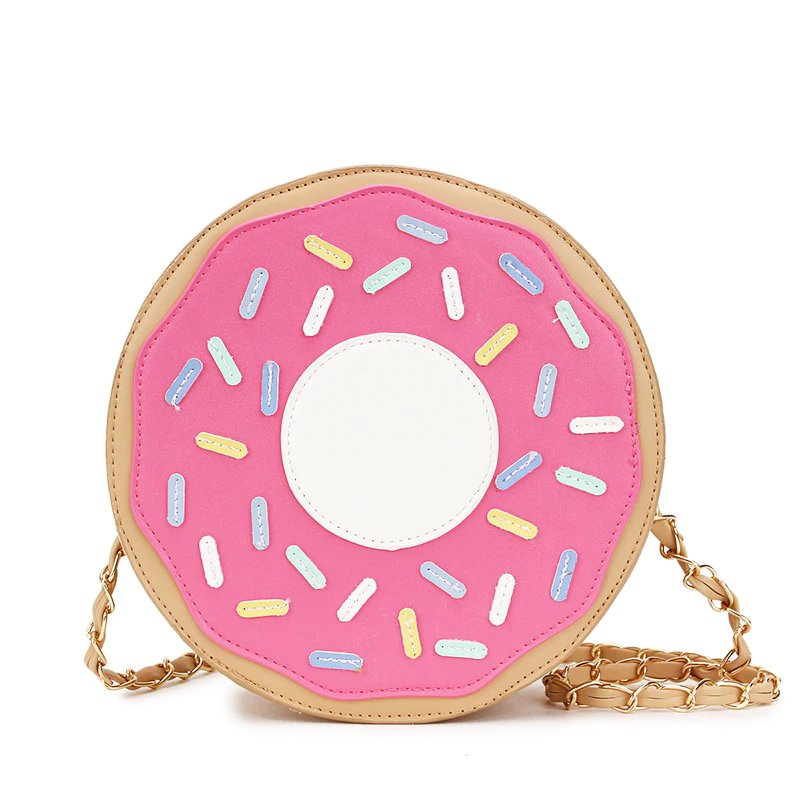 Mini-Donuts Chain Purse Shoulder Bag - Catchy Store