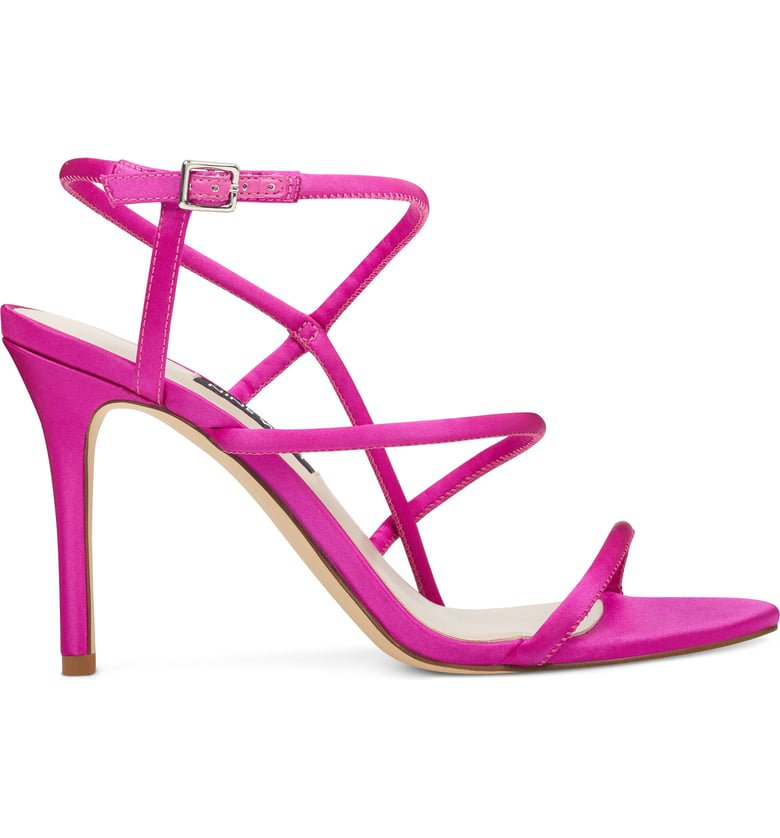 Nine West Mericia Cage Sandal (Women) | Nordstrom