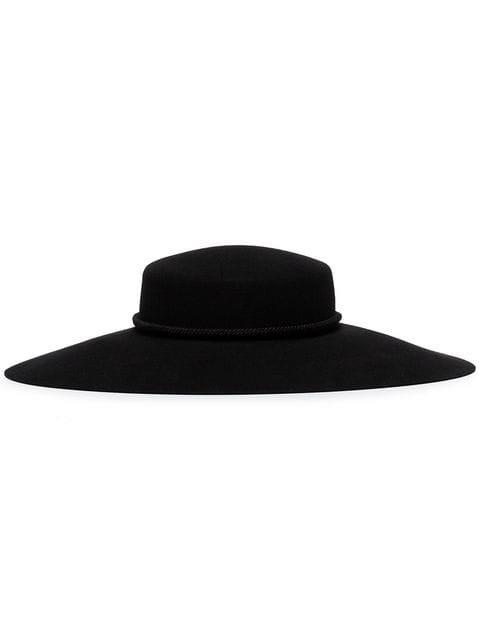 Saint Laurent Chapeau Hat - Farfetch