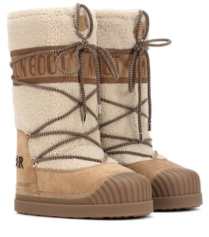 X Moon Boot® ankle boots